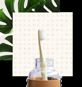 Bamboo Toothbrush Design