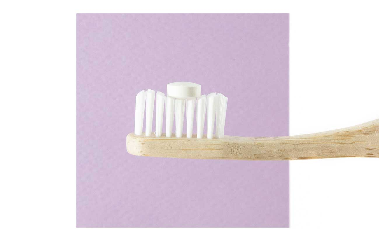 Bamboo Toothbrush & denttabs